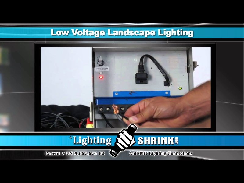 LightingShrink - Low Voltage Lighting
