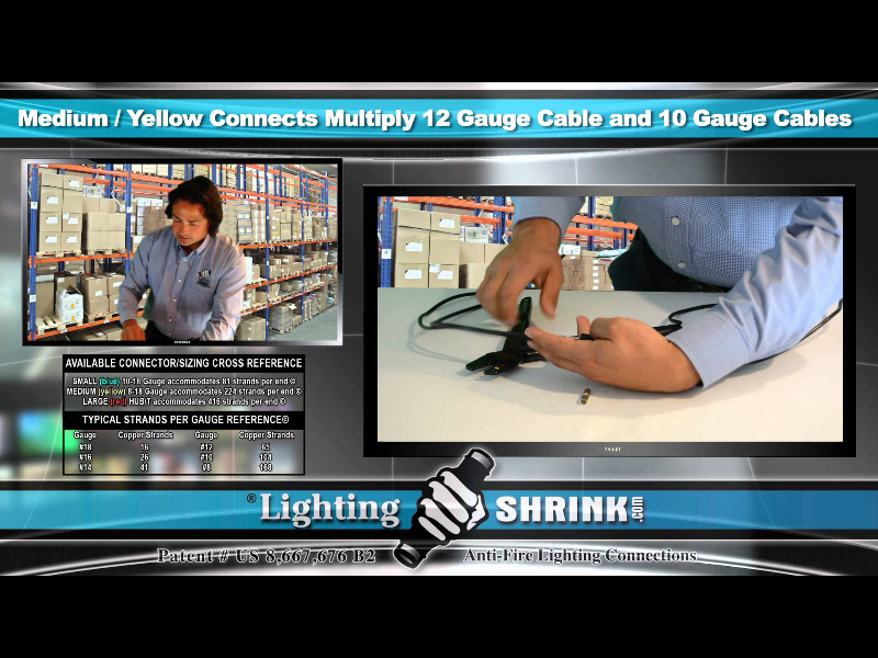 LightingShrink - Medium-Yellow-IN-8-20-T