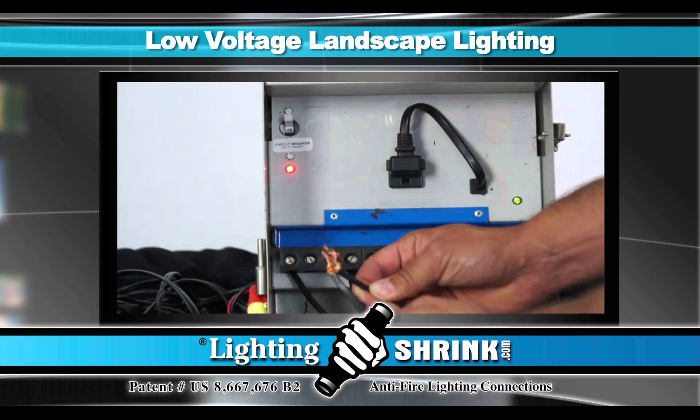 LightingShrink - How Lighting Connections Melt and Burn!